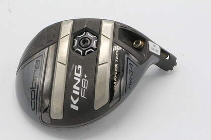 Cobra King F8 Plus Fairway 3-4 Wood Right Handed Club HEAD ONLY