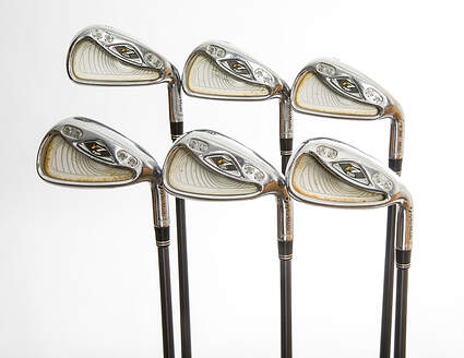 TaylorMade R7 CGB Max Iron Set 5-PW Graphite Regular Right Handed 38.0in