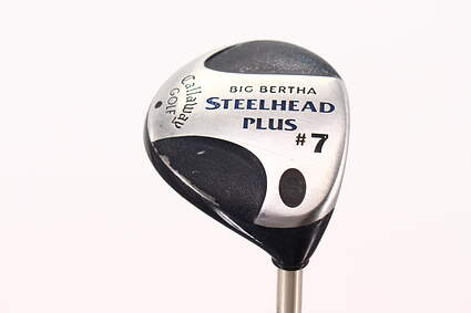 Callaway Steelhead Plus 7 Wood 7W Callaway Gems Graphite Ladies Right Handed 40.0in