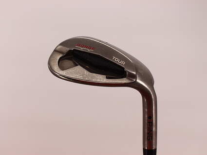 Ping Tour Gorge Lob LW 60° Standard Sole Ping CFS Distance Steel Regular Right Handed Black Dot 35.25in