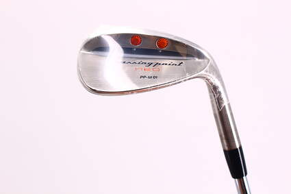 Mint Miura Passing Point Neo PP-W01 Gap GW 50° FST KBS Wedge Steel Stiff Right Handed 35.75in