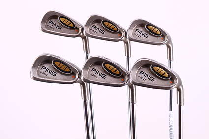 Ping i3 Oversize Iron Set 5-PW Ping JZ Steel Regular Right Handed 38.25in