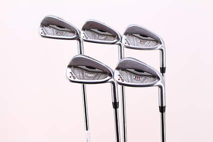 Ping S56 Iron Set 6-PW True Temper Dynamic Gold X100 Steel X-Stiff Right Handed Red dot 37.25in