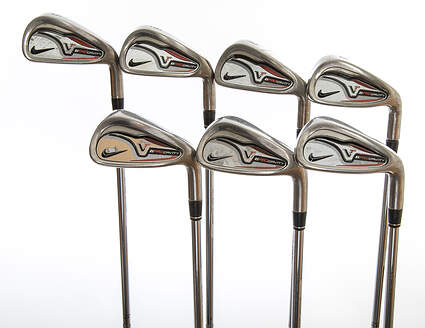 Nike Victory Red Pro Cavity Iron Set 5-PW GW True Temper Dynalite 110 Steel Regular Right Handed 36.25in