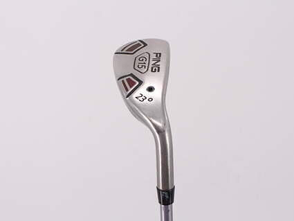 Ping G15 Hybrid 4 Hybrid 23° Matrix Kujoh 75 Hybrid Graphite Stiff Right Handed 39.75in