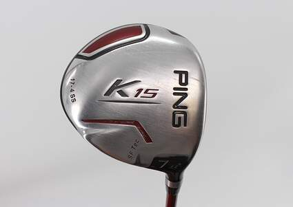 Ping K15 7 Wood 7W 22° Ping TFC 149F Graphite Regular Right Handed 41.5in