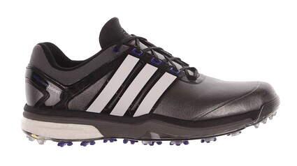 New Mens Golf Shoe Adidas Adipower Boost 10.5 Medium Black Q46922 MSRP $160