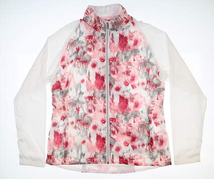 New Womens SUNICE Belmont Windwear Jacket XX-Large XXL Multi S53503 MSRP $115