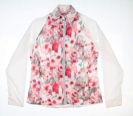 New Womens SUNICE Belmont Windwear Jacket Medium M Multi S53503 MSRP $115