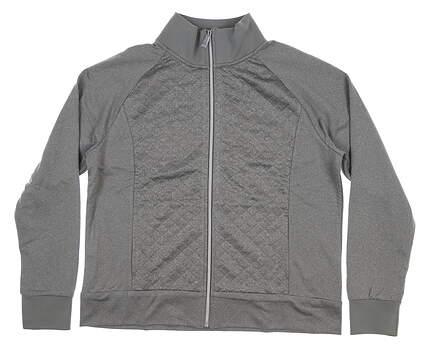 New Womens Ralph Lauren Jacket Large L Gray