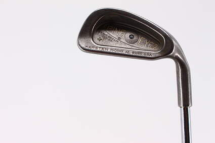 Ping Eye 2 4 Iron Ping JZ Steel Stiff Right Handed Black Dot 38.25in