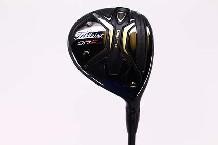 Mint Titleist 917 F2 Fairway Wood 7 Wood 7W 21° Diamana S+ 70 Limited Edition Graphite Regular Right Handed 42.0in