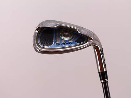 TaylorMade Burner Plus Single Iron Pitching Wedge PW   TM Reax 50 Graphite Ladies Right Handed 35.25in