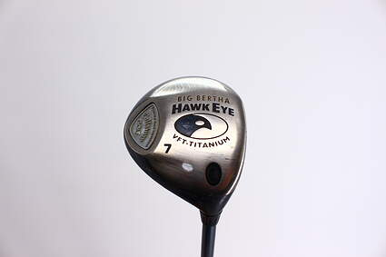 Callaway Hawkeye VFT 7 Wood 7W Callaway Gems Graphite Ladies Right Handed 41.0in