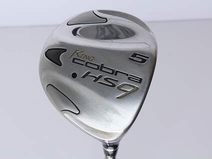 Cobra HS9 5 Wood 5W Cobra Graphite Design YS-5.6 Graphite Regular Right Handed 43.0in