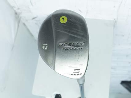 TaylorMade Rescue Fairway Fairway Wood 5 Wood 5W 18° TM M.A.S.2 55 Graphite Ladies Right Handed 40.5in