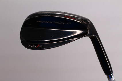 Wilson Staff Harmonized Black Sand SW 56° 12 Deg Bounce Wilson Harmonized Shaft Steel Wedge Flex Right Handed 35.25in