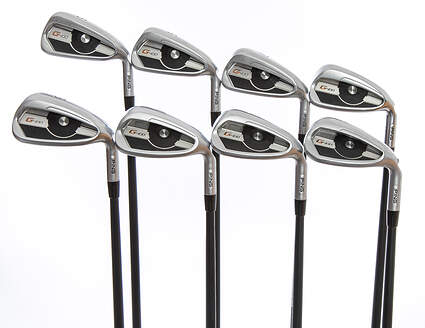 Ping G400 Iron Set 5-PW GW SW ALTA CB Graphite Stiff Right Handed White Dot 38.75in