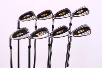 Titleist DCI 822 Oversize Iron Set 3-PW Stock Graphite Shaft Graphite Regular Left Handed 38.0in