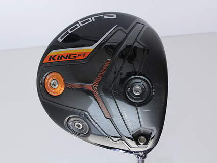 Cobra King F7 Driver 9° Fujikura Pro 60 Graphite Regular Right Handed 45.0in