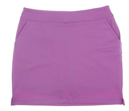 New Womens Greg Norman Golf Skort X-Large XL Orchid G2S8H491