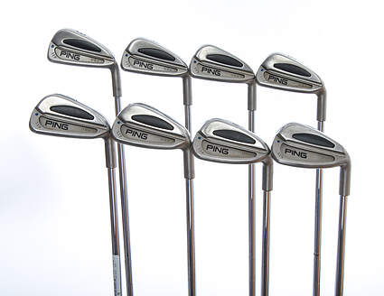 Ping S59 Iron Set 3-PW Ping CS Lite Steel Regular Right Handed Blue Dot 38.25in