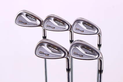 Cobra SS Oversize Iron Set 6-PW Stock Steel Shaft Steel Stiff Right Handed 38.25in