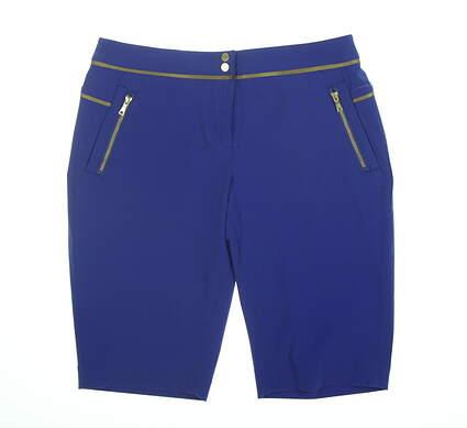 Brand New 10.0 Womens EP Pro Shorts 10 Blue 4208SGB