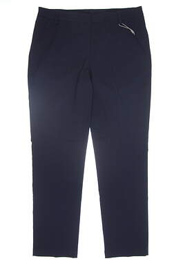 Brand New 10.0 Womens Puma Pants 14 Navy Blue 570556 08