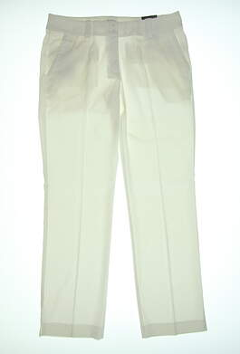 New Womens Nike Golf Pants 10 White 618147