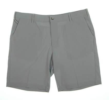 New Mens Adidas Airflow Golf Shorts 40 Gray B81994 89