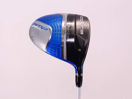 Cobra AMP Cell Blue Driver 10.5° AMP Cell Fujikura Fuel Graphite Stiff Right Handed 46.0in