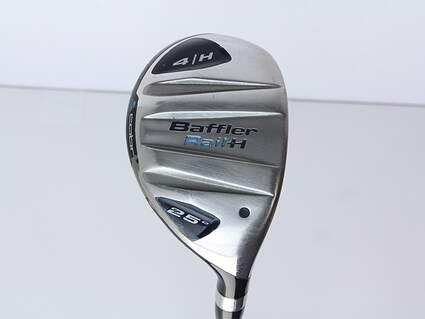 Cobra Baffler Rail H Hybrid 4 Hybrid 25° Stock Graphite Shaft Graphite Ladies Right Handed 39.0in