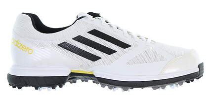 New Womens Golf Shoe Adidas Adizero Sport Medium 7.5 White 672204