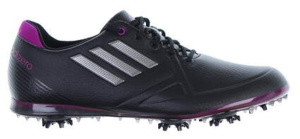 New Womens Golf Shoe Adidas Adizero Tour Medium 6.5 Black 676160