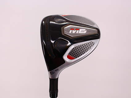 TaylorMade M6 5 Wood 5W 18° Project X Even Flow Max 50 Graphite Regular Left Handed 41.75in