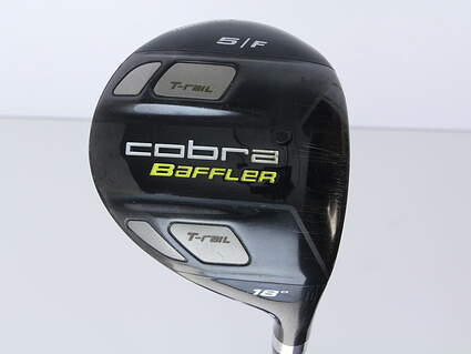 Cobra Baffler T Rail Fairway Wood 5 Wood 5W 18° Cobra Tour AD Baffler Graphite Regular Right Handed 42.75in