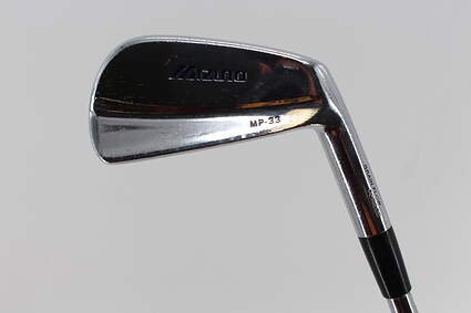 Mizuno MP 33 Single Iron 6 Iron True Temper Dynamic Gold 300 Steel Stiff Right Handed 37.0in