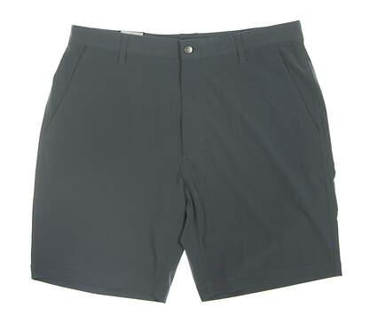 New Mens Footjoy Performance Lightweight Golf Shorts 36 Gray 23940