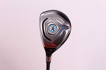 TaylorMade Jetspeed Hybrid 4 Hybrid 22° TM Matrix VeloxT 65 Graphite Regular Left Handed 40.75in