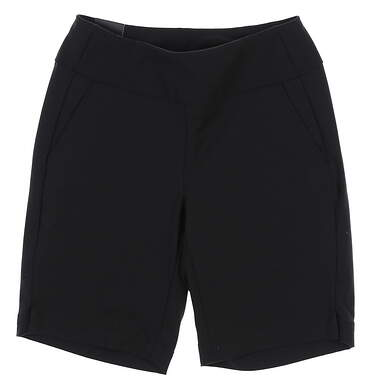 New Womens Under Armour Golf Shorts X-Small XS Black UW6679 MSRP $70