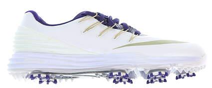 New Womens Golf Shoe Nike Lunar Control 4 College (Washington) 9 White 838116