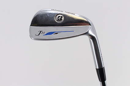 Bridgestone J36 Combo Single Iron Pitching Wedge PW   Project X Flighted 5.5 Steel Regular Right Handed 35.5in