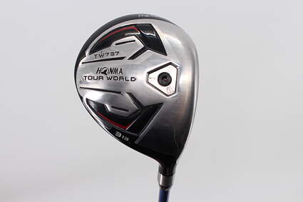 Honma TW737 FW 3 Wood 3W 13° Vizard Type-Z 60s Graphite Stiff Right Handed 43.0in