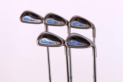 Ping G2 Iron Set 6-PW True Temper Steel Stiff Right Handed 36.5in