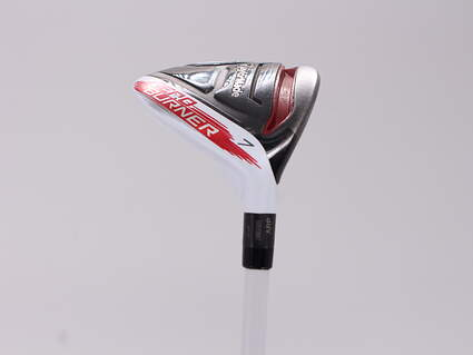 TaylorMade AeroBurner Fairway Wood 7 Wood 7W 23° Matrix Speed RUL-Z 50 Graphite Ladies Right Handed 40.5in