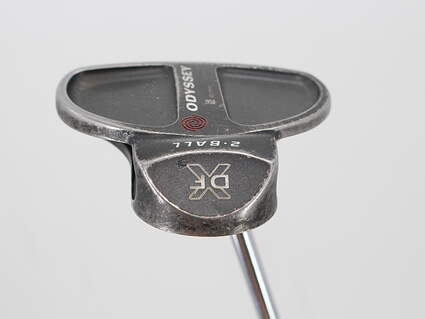 Odyssey DFX 2-Ball Center Shaft Putter Steel Right Handed 34.0in