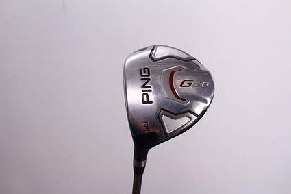 Ping G20 Fairway Wood 3 Wood 3W 15° Ping TFC 169F Graphite Regular Left Handed 42.75in