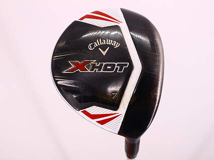 Callaway 2013 X Hot Fairway Wood 7 Wood 7W  