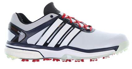 New Mens Golf Shoe Adidas Adipower Boost Medium 11.5 Gray Q44614